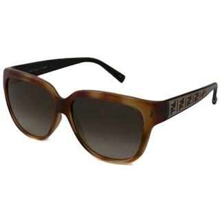 Fendi Women's FS5292 Rectangular Sunglasses