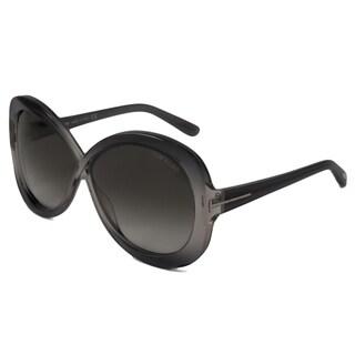 Tom Ford Women's TF0226 Margot Rectangular Sunglasses