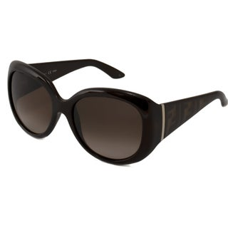 Fendi Women's FS5357 Rectangular Sunglasses