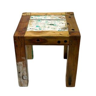 Ecologica Mini End Table/ Stool