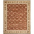 Safavieh Hand-knotted Marrakech Rose/ Ivory Wool Rug (8' x 10')