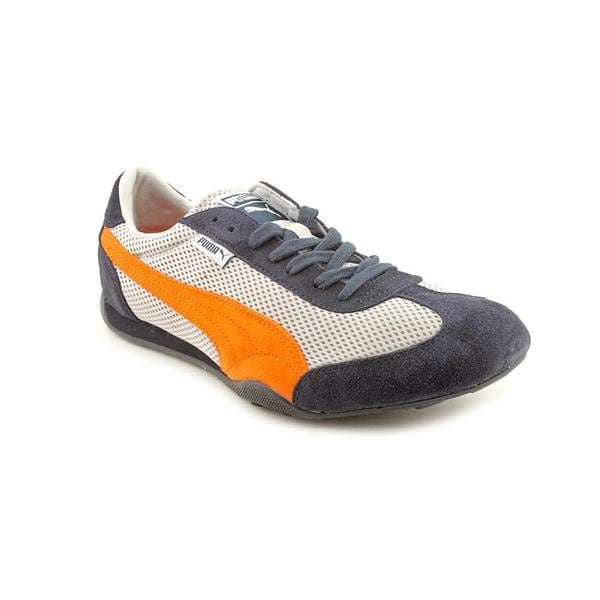 Puma Men's '76 Runner' Regular Suede Athletic Shoe