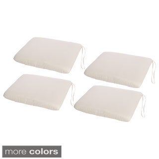 Phat Tommy Sunbrella Outdoor Chair Pads (Set of 4)
