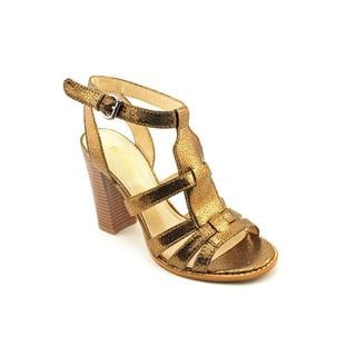 Enzo Angiolini Women's 'Mastro' Leather Sandals