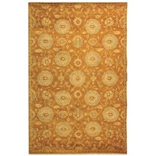 Safavieh Hand-knotted Samarkand Multi Wool Rug (8' x 10')