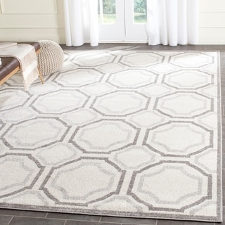 Safavieh Amherst Ivory/ Light Grey Rug (9' x 12')