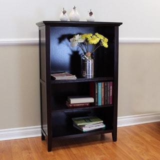 Ferndale Small Espresso Bookcase