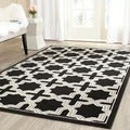 Safavieh Amherst Anthracite/ Grey Rug (7' Square)