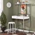 Upton Home Liza White Multifunction Desk