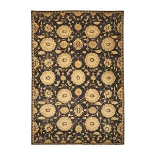 Safavieh Hand-knotted Samarkand Multi Wool Rug (6' x 9')
