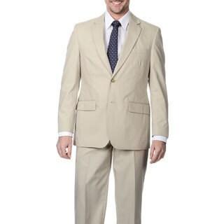 Palm Beach Men's Oyster 2-button Suit