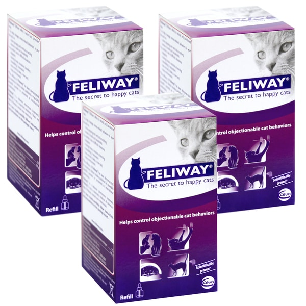Ceva Feliway Behavior Modification Diffuser Refill
