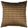 Vanessa 18-inch Clay Tan Textured Decorative Throw Pillow (Set of 2)