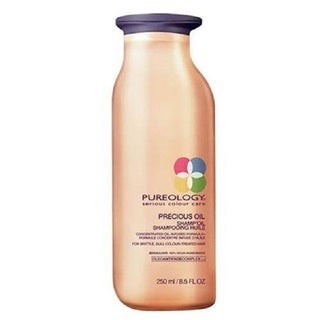 Pureology 8.5-ounce Precious Oil Shampoo