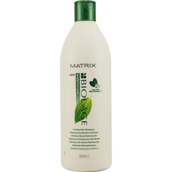 Matrix Biolage 33.8-ounce Scalptherapie Cooling Mint Shampoo