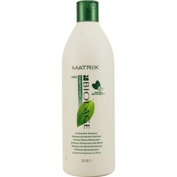 Matrix Biolage 33.8-ounce Scalptherapie Cooling Mint Shampoo