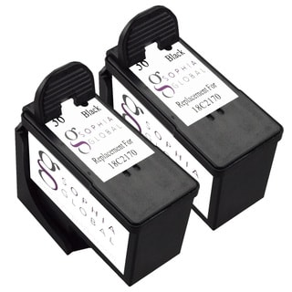 Sophia Global Remanufactured Ink Cartridge Replacement for Lexmark 36 (2 Black)