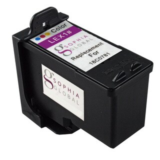 Sophia Global Remanufactured Ink Cartridge Replacement for Lexmark 1 (1 Color)