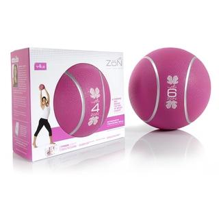 ZoN Pink Strength Training Ball