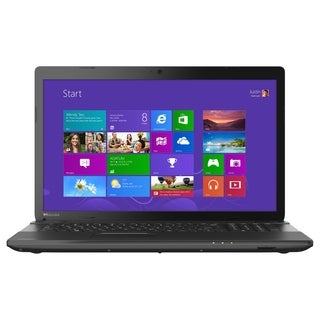 "Toshiba Satellite C75D-A7337 17.3"" Notebook - AMD A-Series A6-5200M 2"