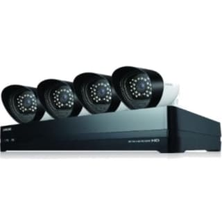Samsung SDH-P4040 8 Channel 720p HDTV Hybrid DVR Security System