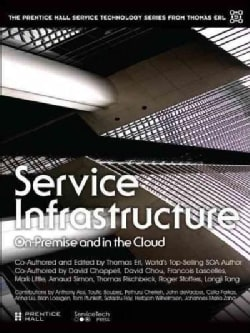 Service Infrastructure: On-Premise and in the Cloud (Hardcover)