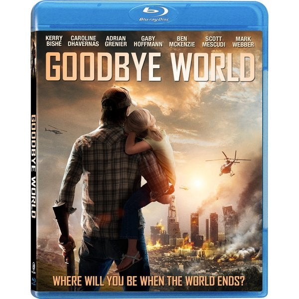 Goodbye World (Blu-ray Disc) 12595395