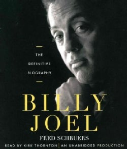 Billy Joel: The Definitive Biography (CD-Audio)