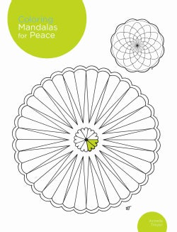 Coloring Mandalas for Peace (Paperback)
