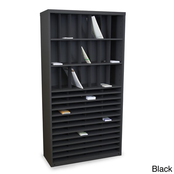 Horizontal/ Vertical 69-pocket Sorter Cabinet
