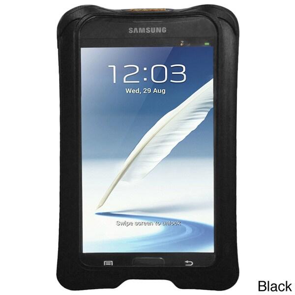Ibera Bike Black/White 6-inch Screen Smartphone Cam Case and Spring-Loaded Stem Mount
