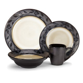 Cuisinart Abilly 16-piece Stoneware Dinnerware Set