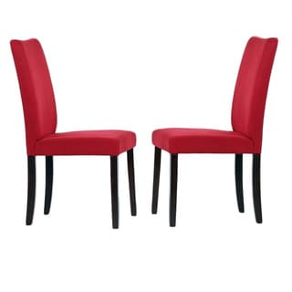 Warehouse of Tiffany's Red Shino Dining Chair