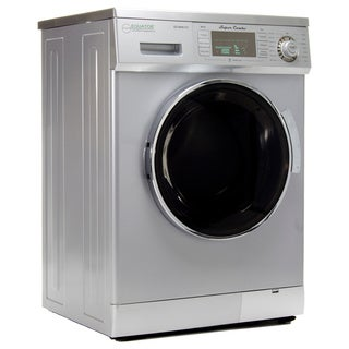 Equator Silver Super Combo Washer Dryer