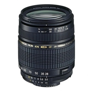 Tamron 28-300mm f3.5-6.3 XR Di VC LD Aspherical IF Macro Lens for Nikon