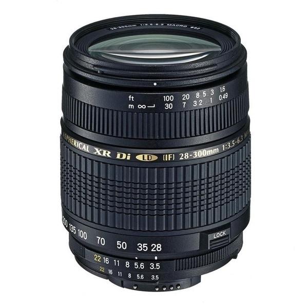 Tamron 28-300mm f3.5-6.3 XR Di VC LD Aspherical IF Macro Lens for Nikon