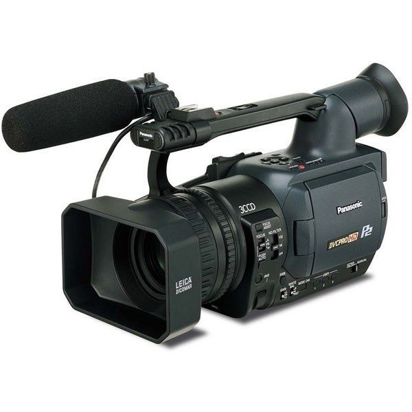 Panasonic AG-HVX205A High Definition Digital Camcorder (New Non Retail Packaging)