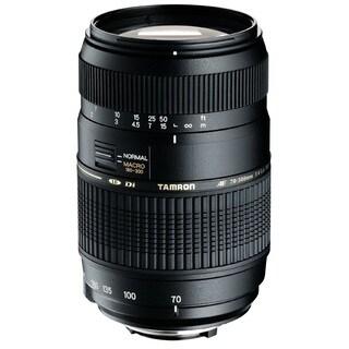 Tamron AF 70-300mm f/4-5.6 Di LD Macro Autofocus Lens for Nikon AF