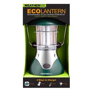 Nebo Tools Weatherrite Rechargeable Eco Lantern