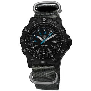 Luminox Men's 8823KM Recon Point Black Watch