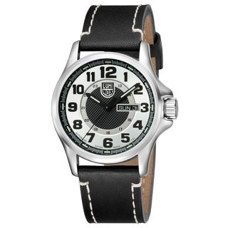 Luminox Men's Field Automatic 1809 Silver Watch