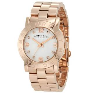 Marc Jacobs Women's MBM3077 Amy Rose Gold Watch