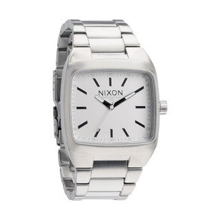 Nixon Men's Manual II A244 White Watch