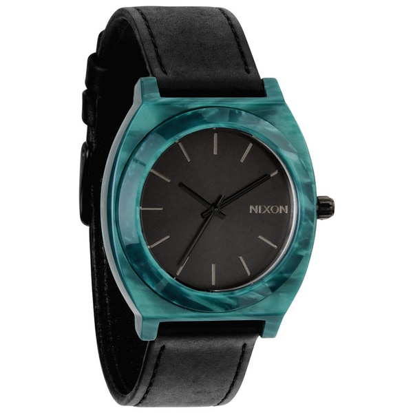 Nixon Men's Time Teller Emerald Acetate A328 Watch