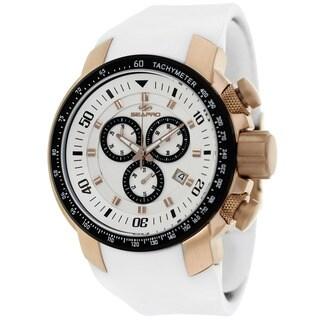 Seapro Men's Imperial White Watch