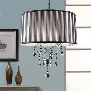 Acel 1-light Crystal Pendant Chandelier