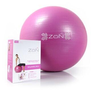 ZoN Pink Balance Ball