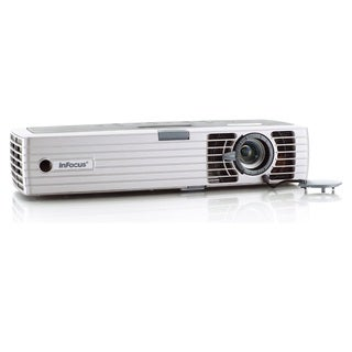 InFocus LP120 Digital Multimedia DLP Video Projector (Manufacturer Refurbished)