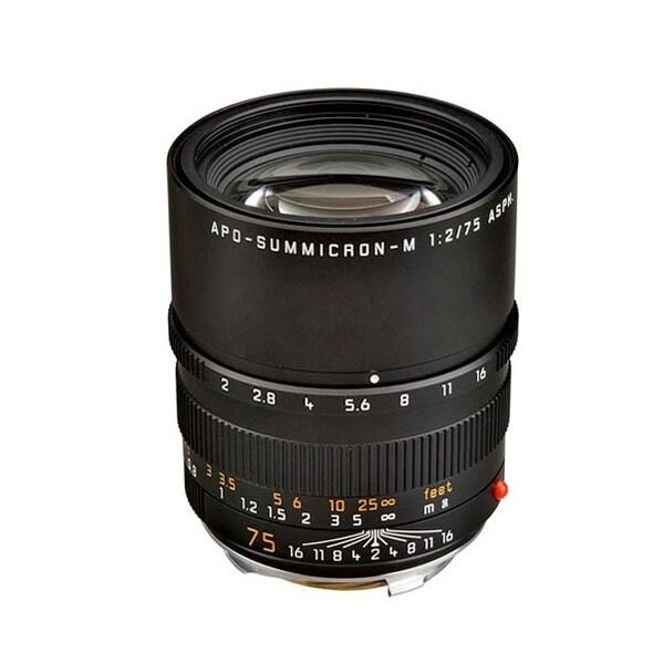 Leica 75 mm f/2 Lens for Leica M