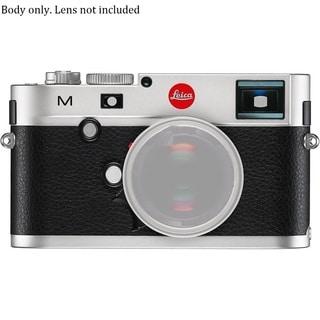 Leica M Digital Rangefinder Silver Camera Body